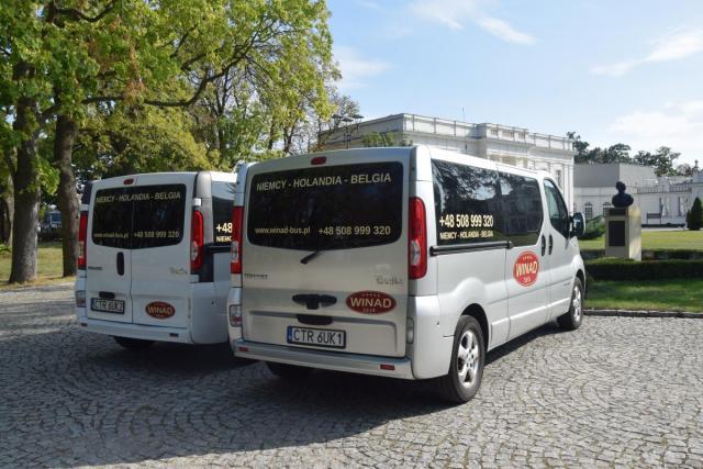 Firma przewozowa - Winad Bus